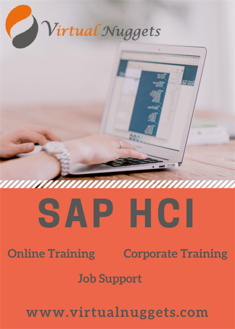 SAP HCI Online Training